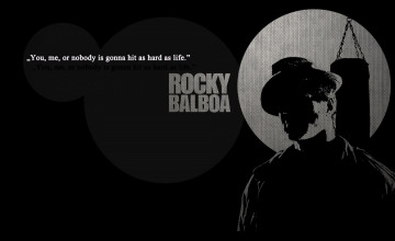 Rocky Balboa Desktop Wallpaper