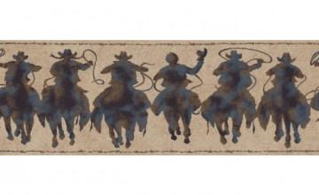 Rodeo Wallpaper Border