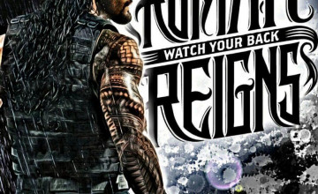 Roman Reigns Symbol Wallpapers