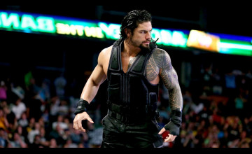 Roman Reigns WWE Wallpapers 2015