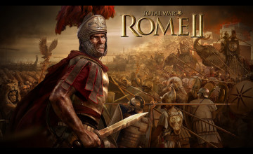 Rome 2 Total War Wallpaper