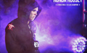 Ronda Rousey UFC Wallpaper