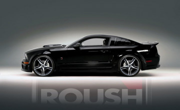 Roush Mustang Wallpaper