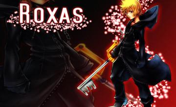 Roxas Kingdom Hearts Wallpaper