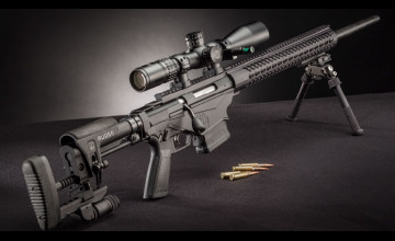 Ruger Precision Rifle Wallpaper