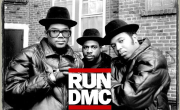 Run DMC Wallpaper
