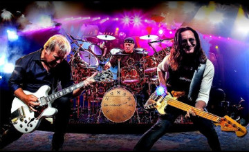 Rush Band Wallpapers Android