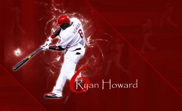 Ryan Howard Wallpaper