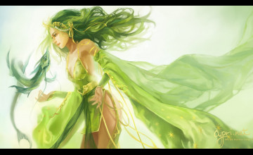 Rydia Wallpaper