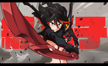 Ryuko Wallpaper