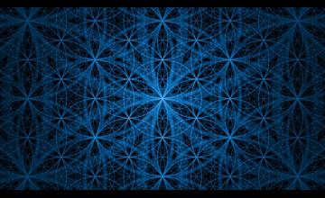 Sacred Geometry Desktop Wallpaper
