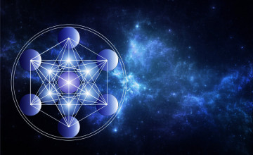 Sacred Geometry Wallpaper