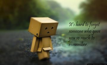 Sad Alone Wallpaper HD