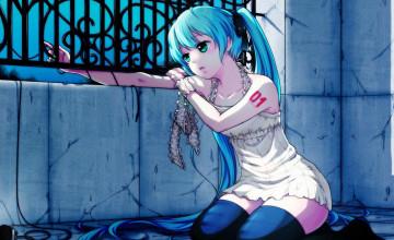 Sad Anime Wallpaper