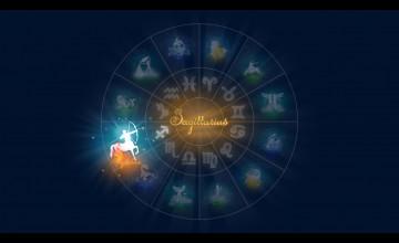 Sagittarius Wallpaper 3D