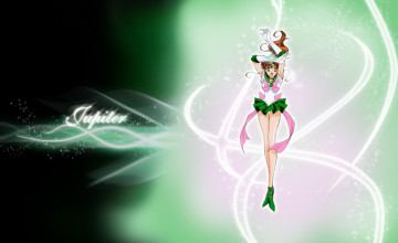 Sailor Jupiter Wallpaper