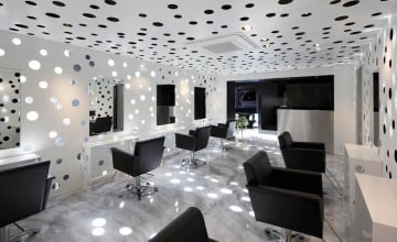Salon Wallpaper Designs