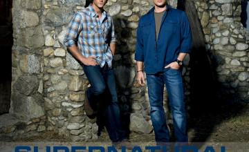Sam and Dean Winchester Wallpaper