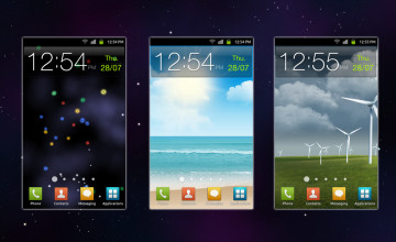 Samsung Galaxy S2 Live Wallpaper