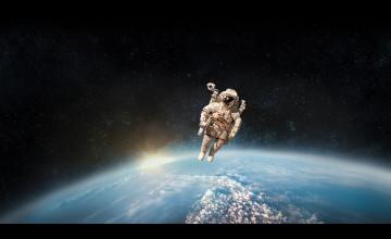 Samsung S8 Astronaut Wallpaper