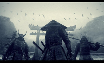 Samurai Backgrounds