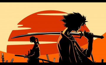 Samurai Champloo Wallpaper HD