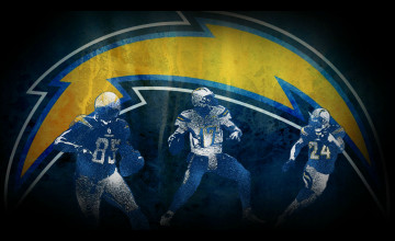 San Diego Chargers Wallpaper 2014