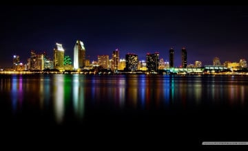 San Diego HD Wallpaper