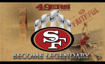 San Francisco 49ers Desktop Wallpaper