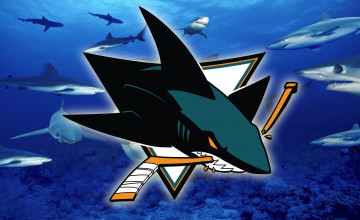 San Jose Sharks HD Wallpaper