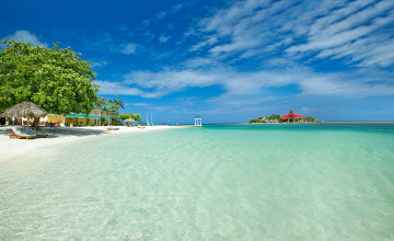 Sandals Montego Bay Wallpaper