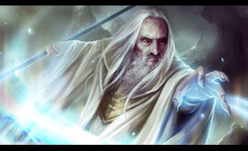 Saruman Background