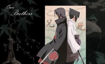Sasuke and Itachi Wallpapers