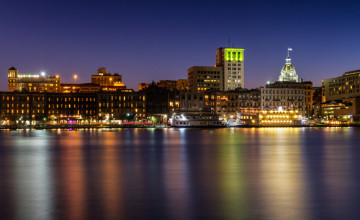 Savannah GA Wallpaper Scenes
