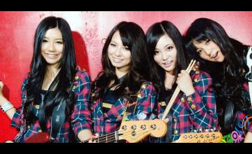 50+] Scandal Japanese Band Wallpaper on WallpaperSafari