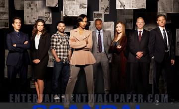Scandal Wallpaper TV Show