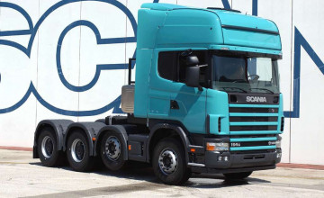 Scania Trucks Wallpapers