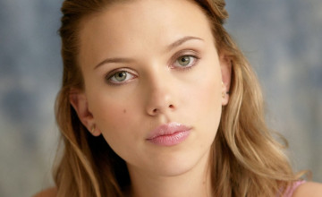 Scarlett Johansson Wallpaper Free