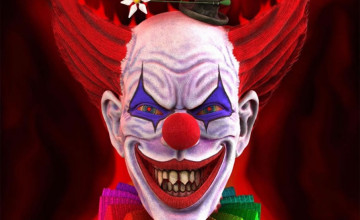 Scary Clown Wallpaper Screensavers Free