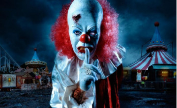 Scary Clown Wallpapers Desktop