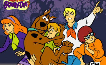 Scooby Doo Desktop Wallpaper