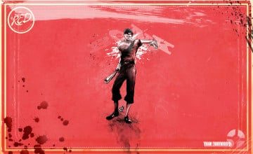 Scout Wallpaper Tf2