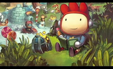 Scribblenauts Wallpaper