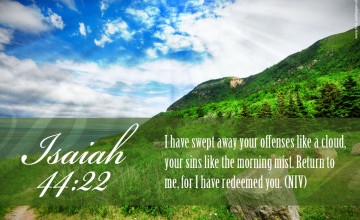 Scripture Wallpaper Free
