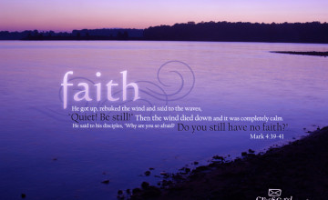 Scripture Wallpaper