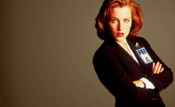 Scully Wallpaper