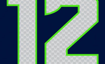 Seahawks 12 Wallpaper