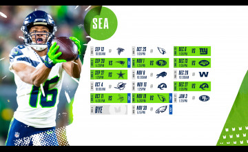 Seahawks 2020 Wallpapers