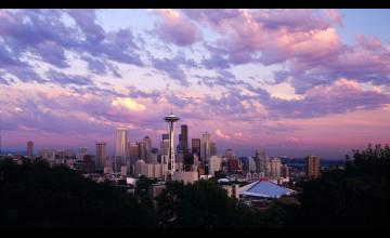 Seattle 1080p Wallpaper