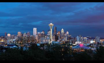 Seattle 4K Wallpaper